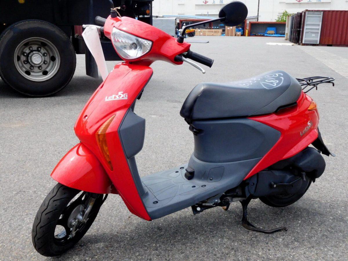 Suzuki Lets5
