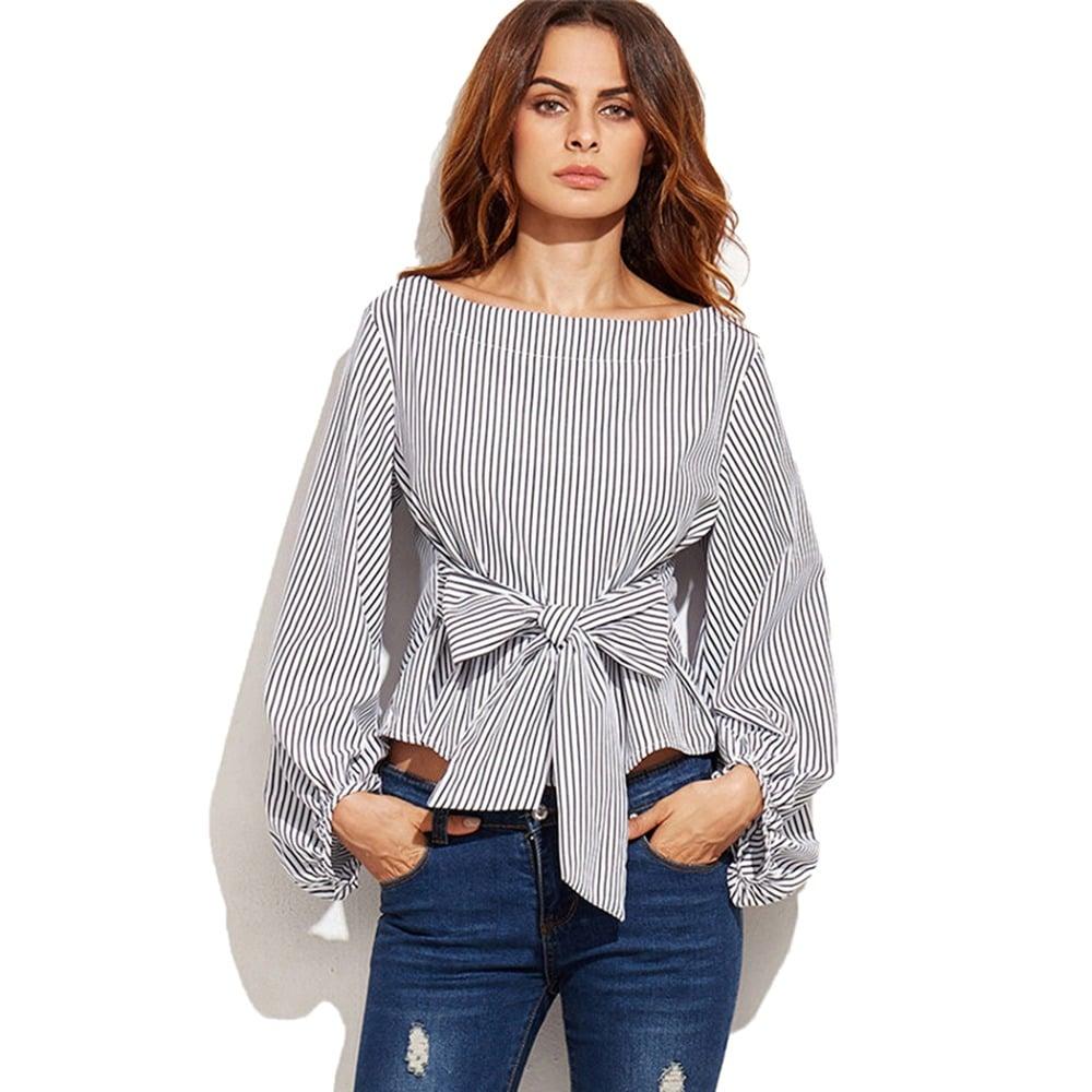 e2d78952d563 Стильные женские блузки: модные тенденции 2018 – 2019 года, фото