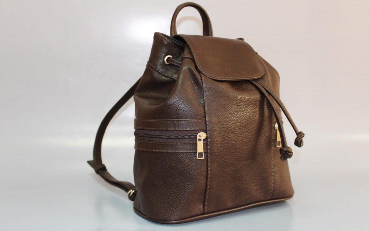 00130c779558 Женская сумка рюкзак-трансформер своими руками – ваш уникальный атрибут,  который выгодно подчеркнет индивидуальность.Руководствуясь советами ...