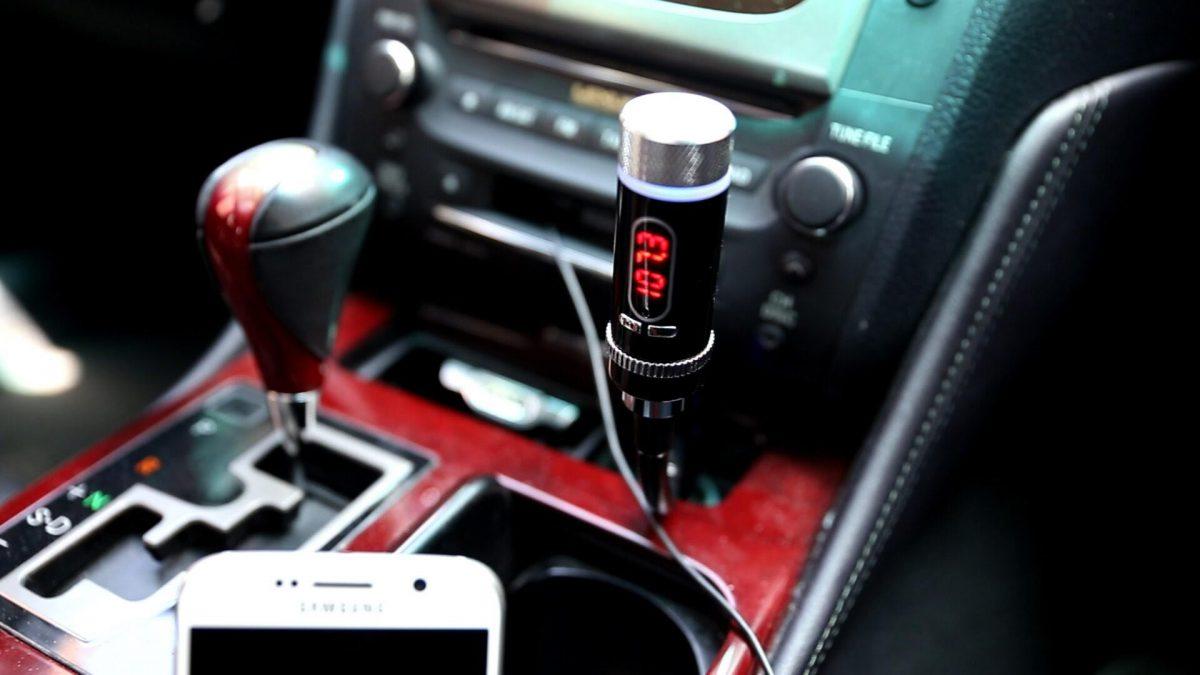 maxresdefault min 1 1 - Устройство для музыки в машину в прикуриватель