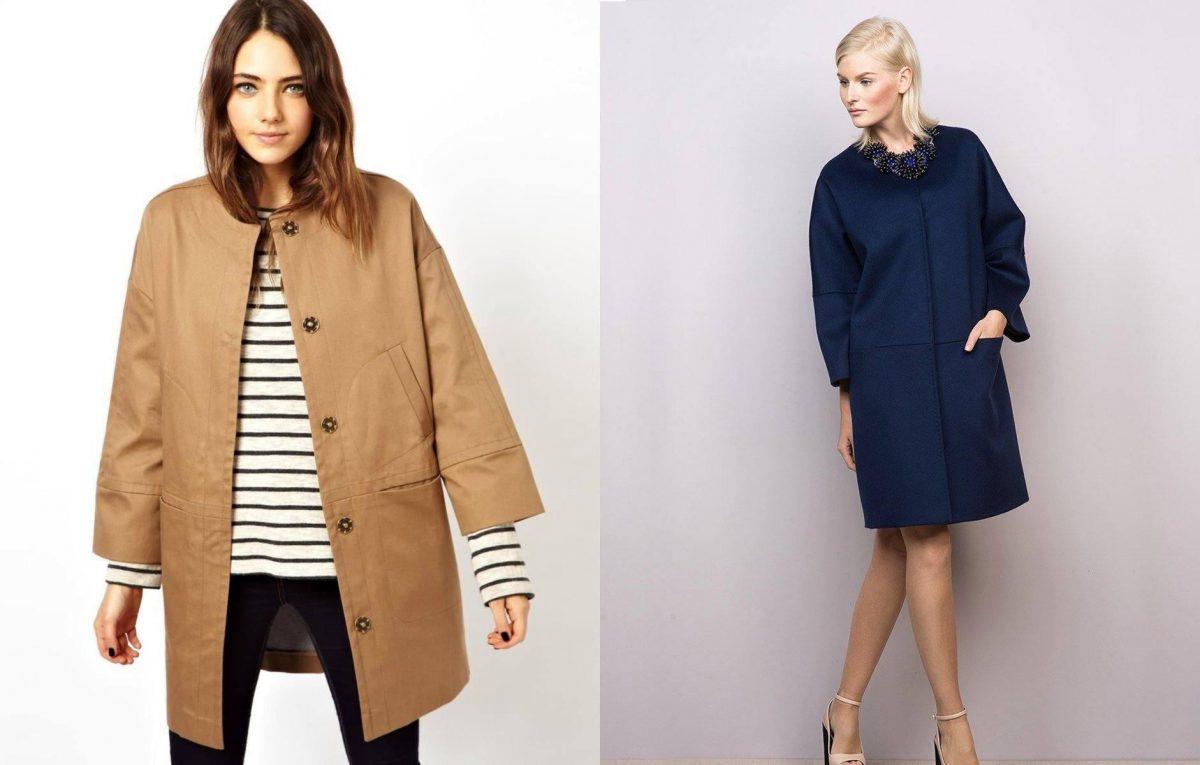 08e8b443455 Модные тенденции пальто зима весна осень 2018 - 2019 года  120 фото