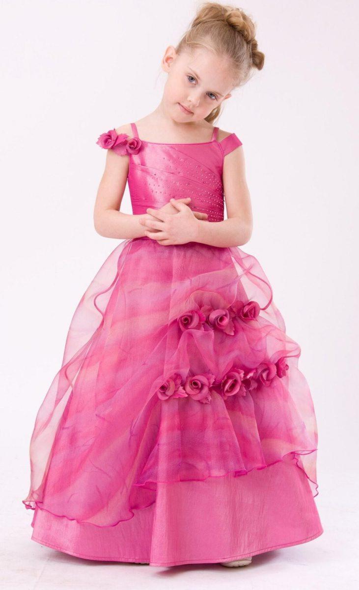 купить платье девочке 7 лет на выступление